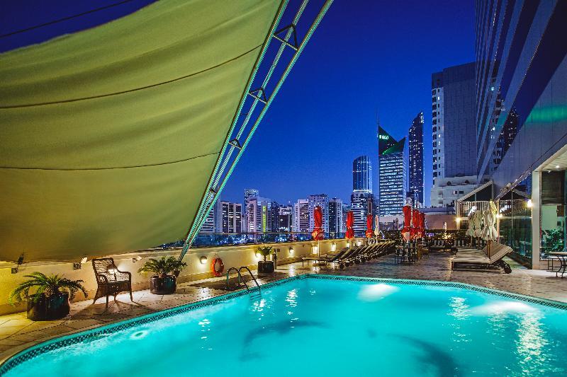Pool Corniche Hotel Abu Dhabi