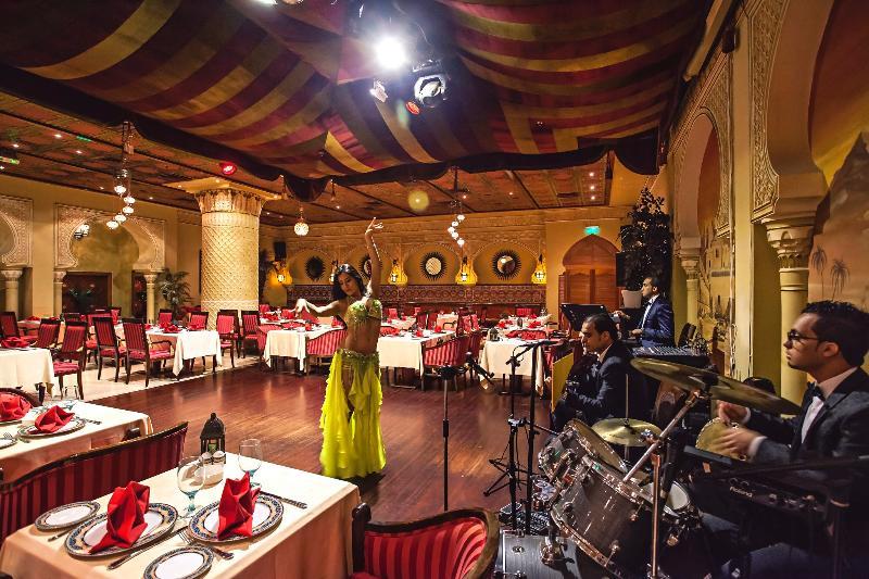 Restaurant Corniche Hotel Abu Dhabi