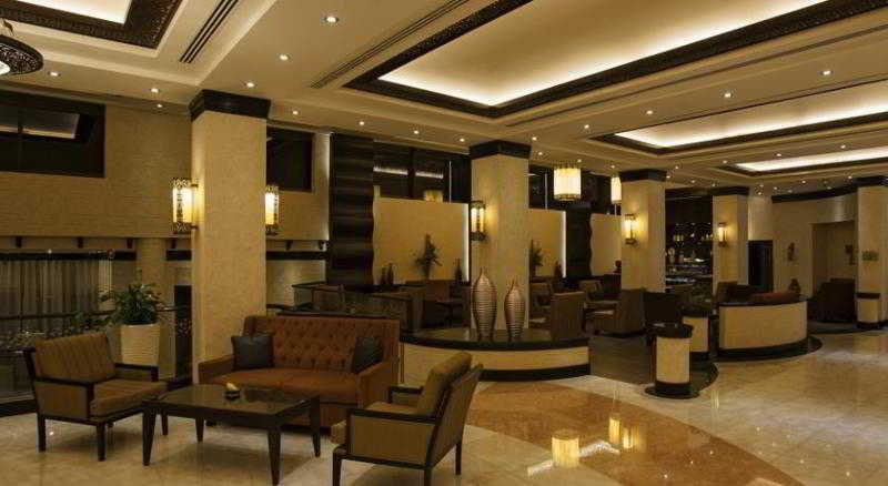 Lobby Danat Al Ain Resort