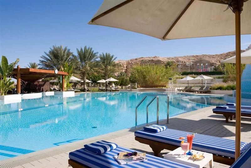 General view Mercure Grand Jebel Hafeet