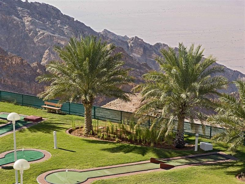Sports and Entertainment Mercure Grand Jebel Hafeet