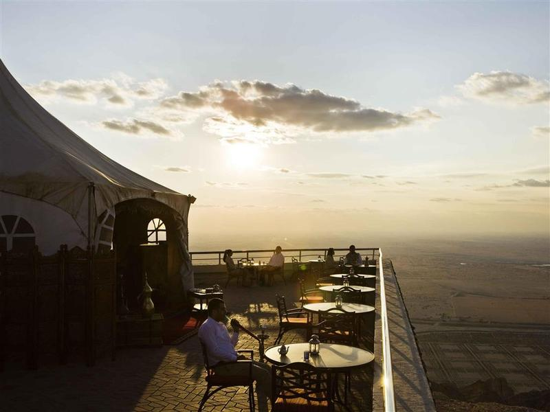 Restaurant Mercure Grand Jebel Hafeet
