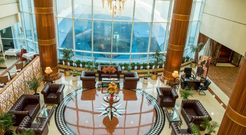 Lobby Grand Excelsior Hotel Sharjah