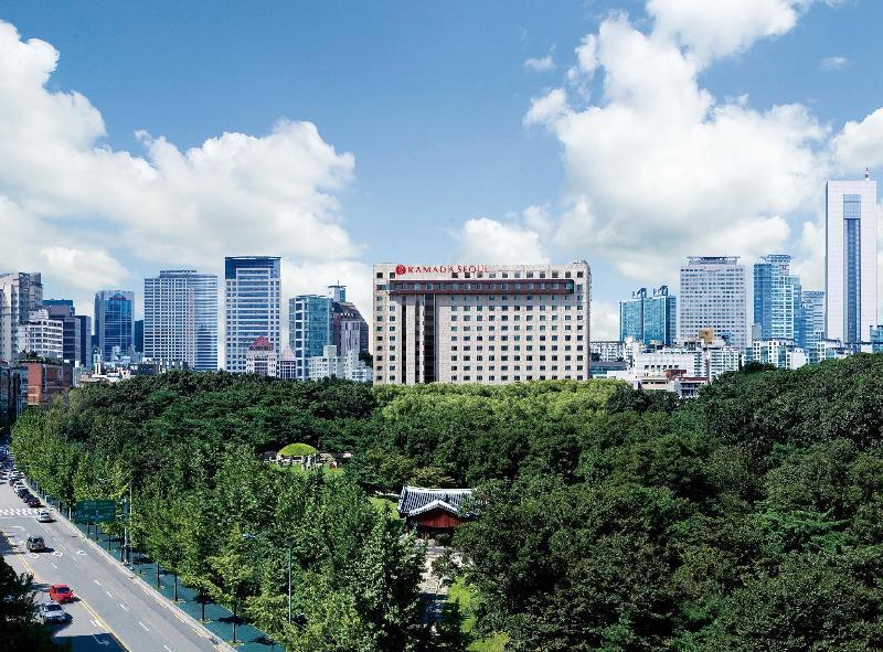 General view Ramada Seoul