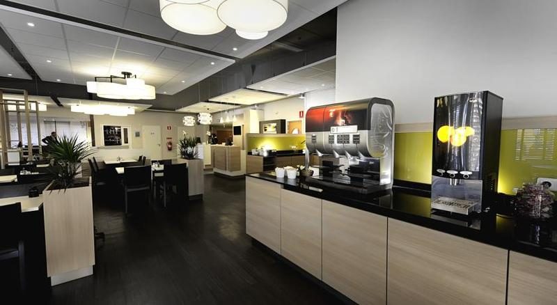 General view Good Morning Hotels Stockholm Kista