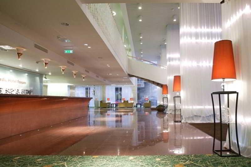 Lobby Nordic Hotel Forum