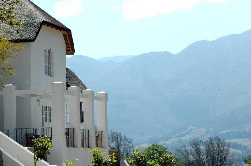 General view Le Franschhoek Hotel & Spa
