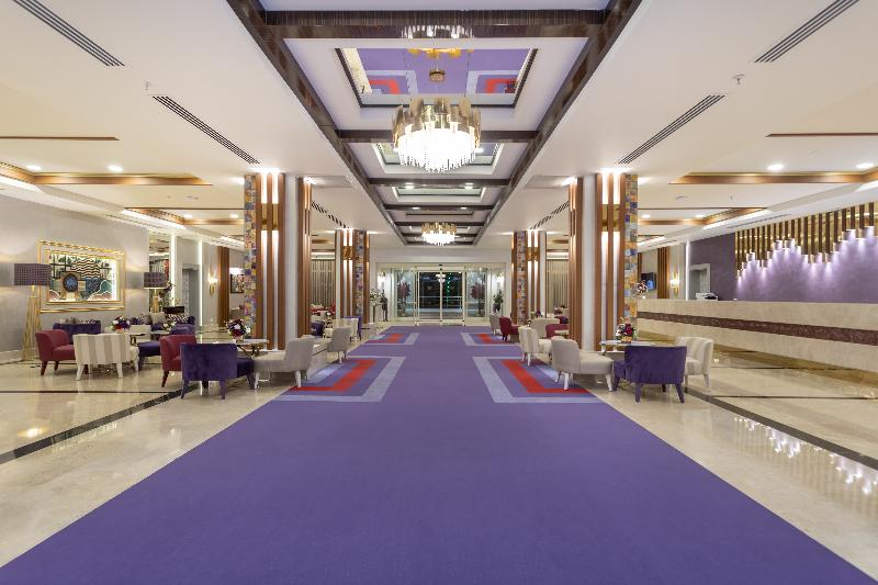 Lobby Mholiday Hotels Belek
