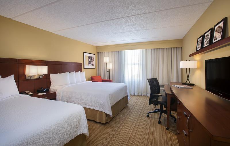 Room Courtyard Miami Aventura Mall