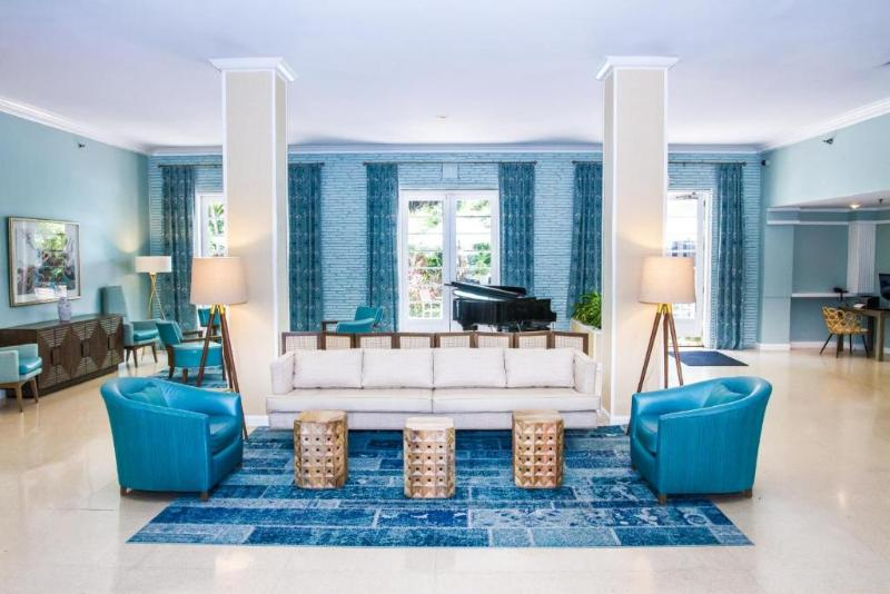 Lobby Suites Of Dorchester