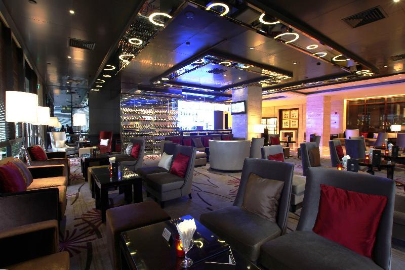 Holiday Inn Shifu Guangzhou - Bar - 15