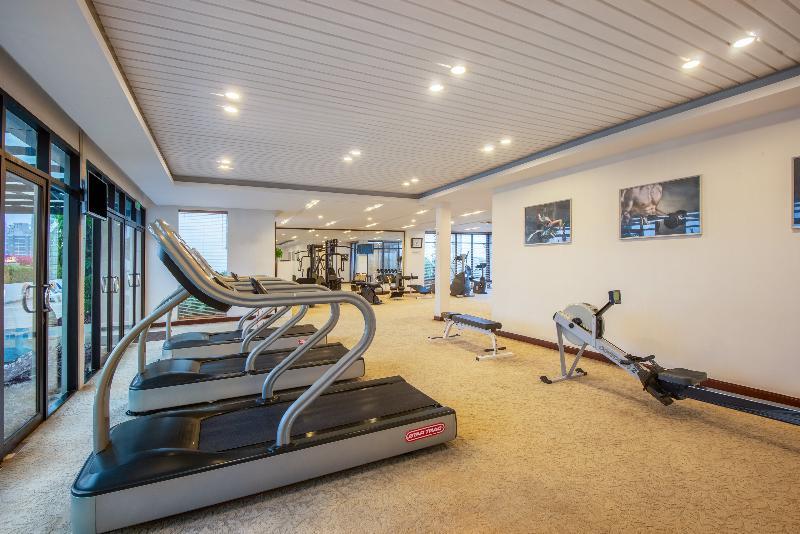 Holiday Inn Shifu Guangzhou - Sport - 5