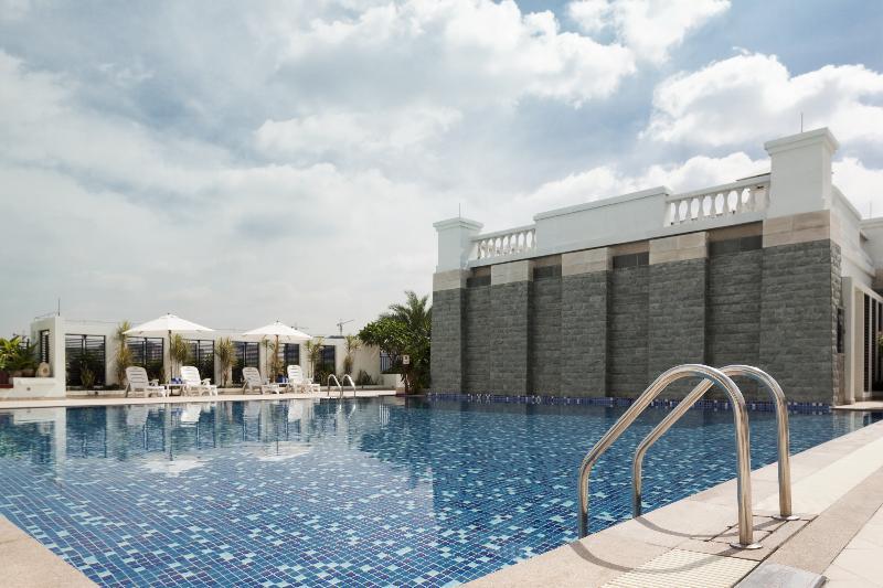 Holiday Inn Shifu Guangzhou - Pool - 14
