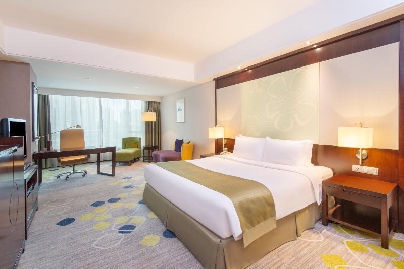 Holiday Inn Shifu Guangzhou - Room - 12