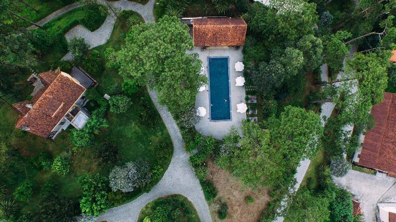 General view Ana Mandara Villas At Dalat