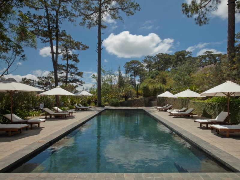 Pool Ana Mandara Villas At Dalat