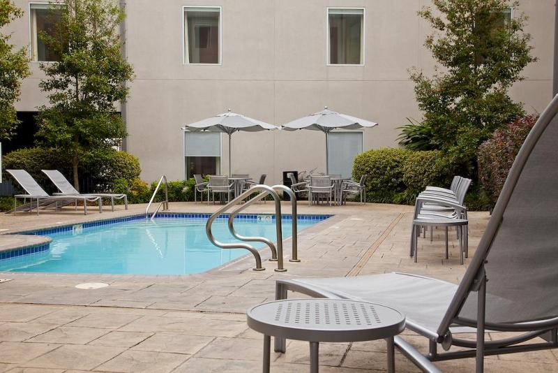 Pool Springhill Suites New Orleans Downtown/convention