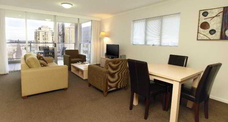 Oaks Lexicon Apartments en Brisbane | BestDay.com