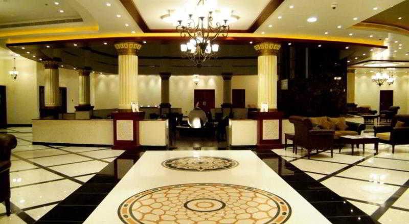 Lobby Golden Tulip Khatt Springs Hotel And Spa