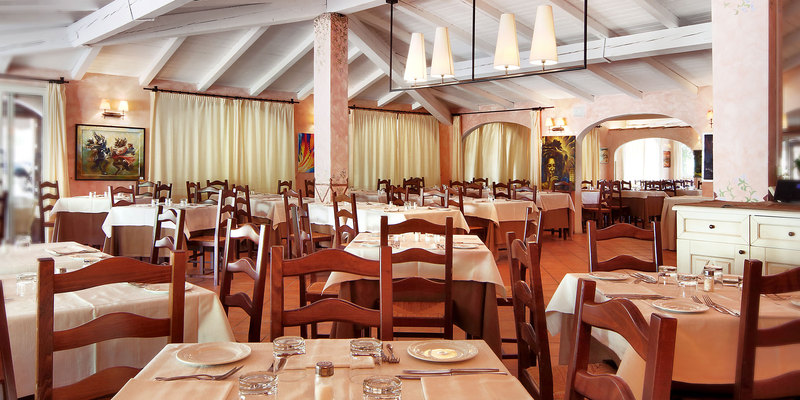 Restaurant Colonna Country & Sporting Club