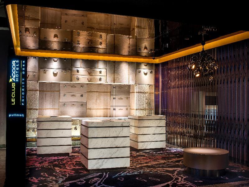 Lobby Pullman Park Lane Hotel