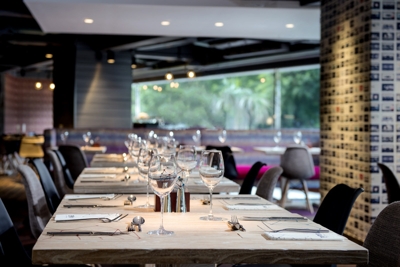 Restaurant Pullman Park Lane Hotel