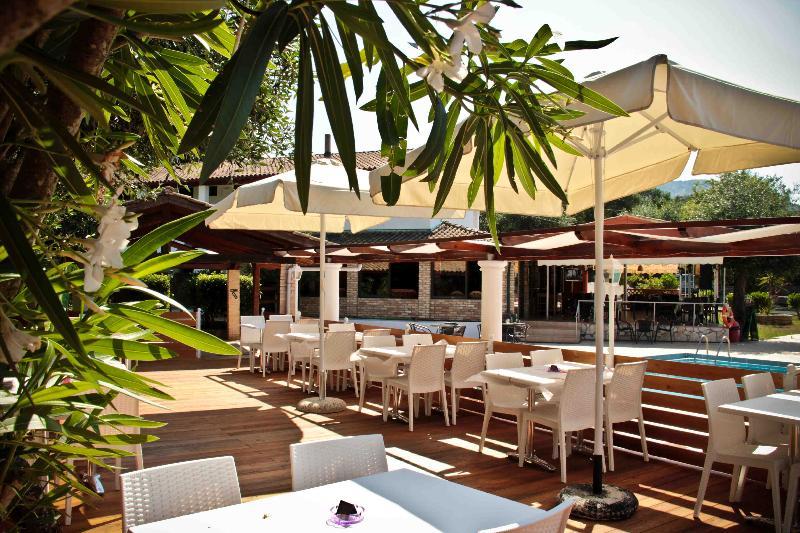 Terrace Katia Beach