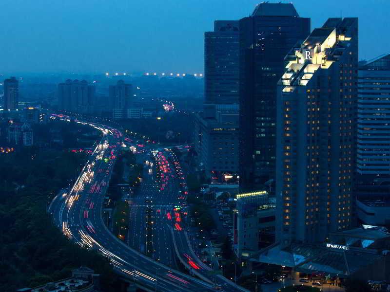 General view Renaissance Shanghai Yangtze Hotel