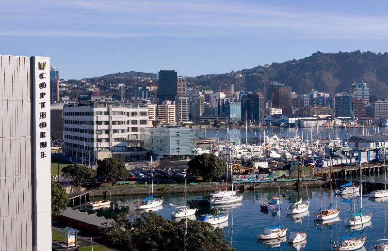 General view Copthorne Hotel Wellington Oriental Bay