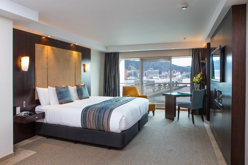 Room Copthorne Hotel Wellington Oriental Bay