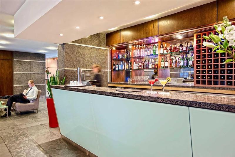 Bar Novotel Wellington
