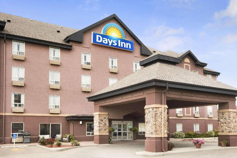 General view Days Inn By Wyndham Calgary Airport