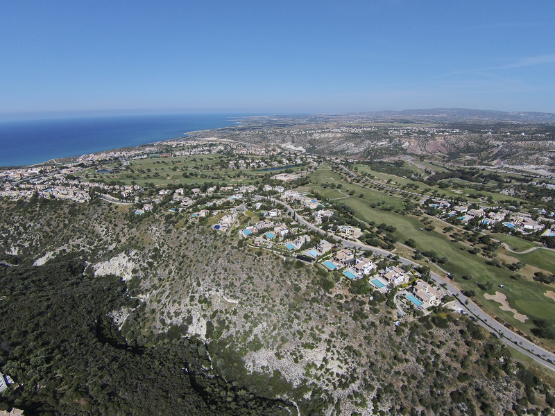 General view Aphrodite Hills Golf & Spa Resort Residences