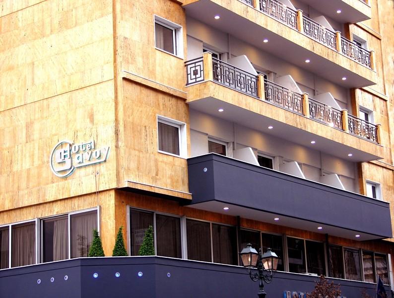 General view Savoy