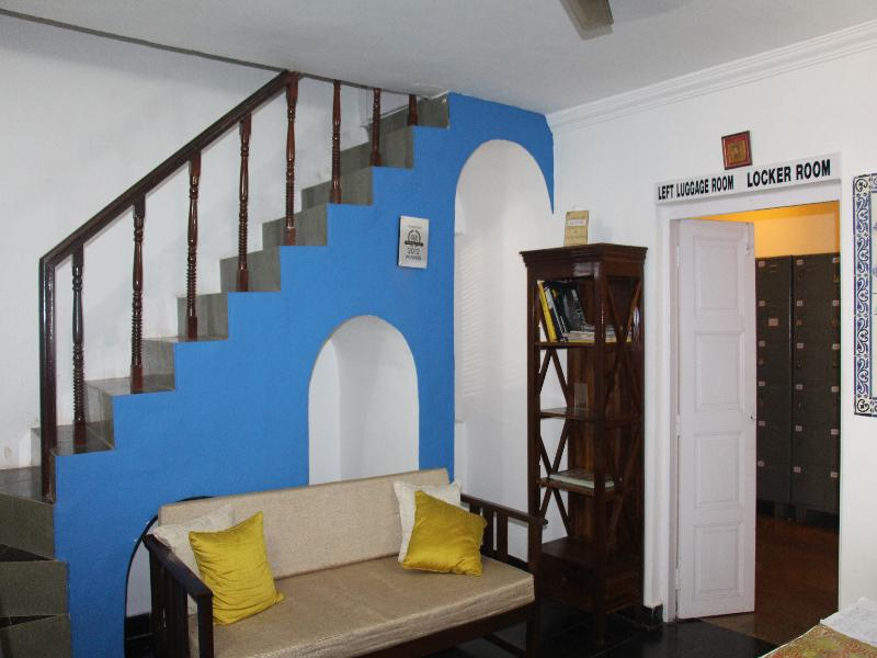 Lobby Aldeia Santa Rita