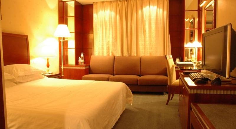 Room Jianguo Hotel Shanghai