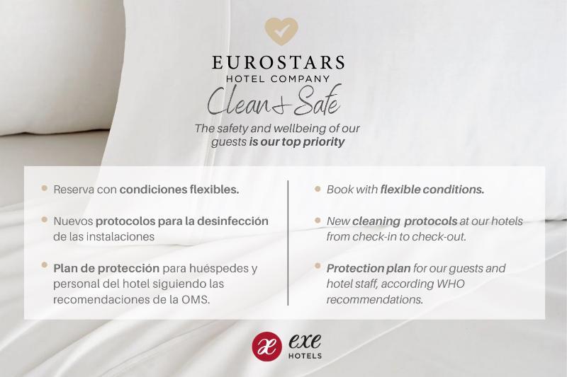 General view Eurostars Suites Reforma