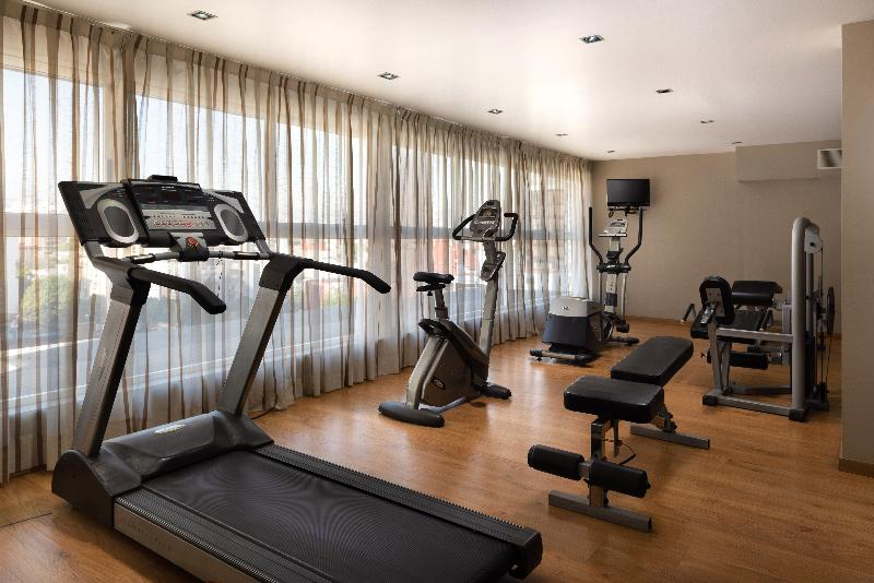 Sports and Entertainment Eurostars Suites Reforma