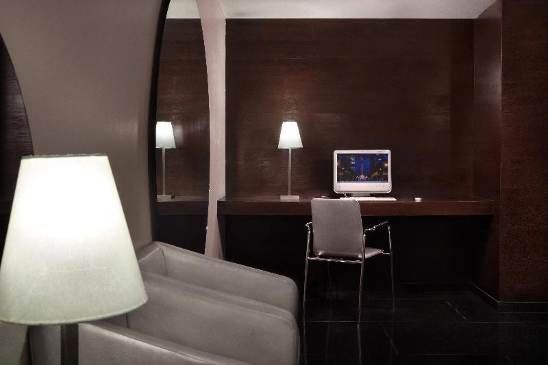 Lobby Eurostars Suites Reforma