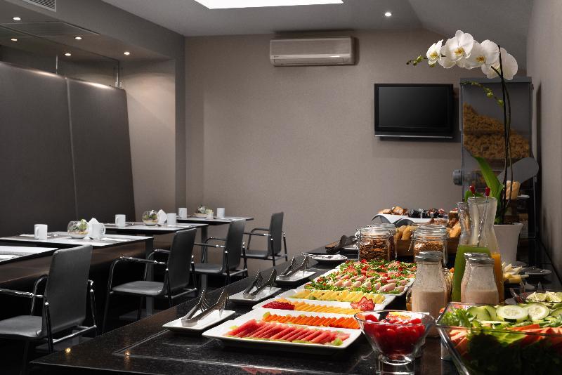 Restaurant Eurostars Suites Reforma