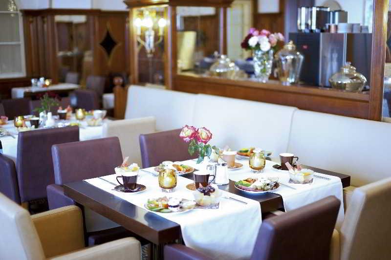 Restaurant Hotel Am Mirabellplatz
