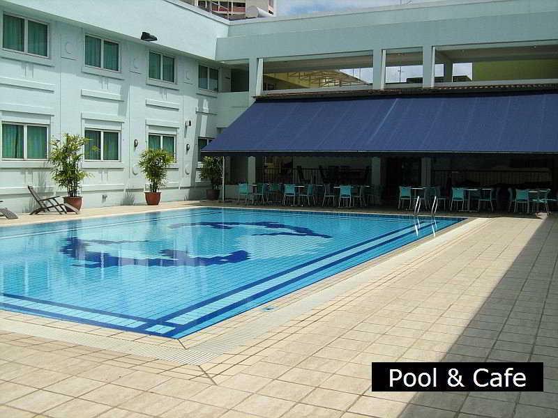 Pool Hotel 81 - Tristar