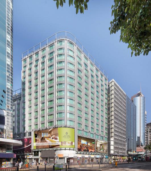 General view Park Hotel Hong Kong