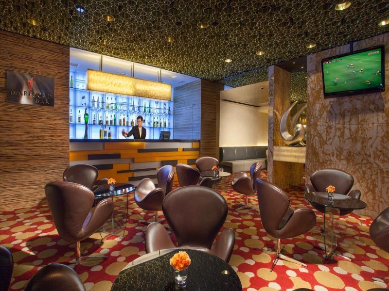 Bar Park Hotel Hong Kong