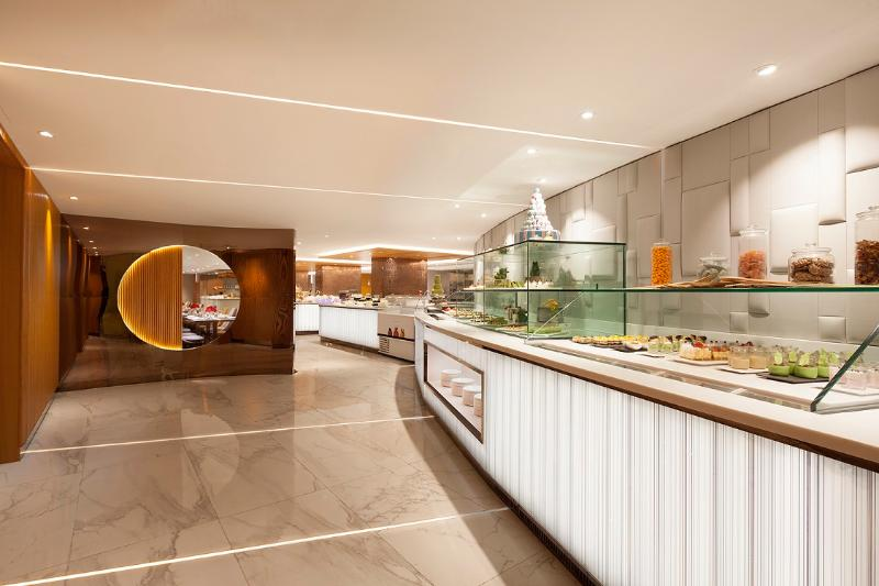 Restaurant Park Hotel Hong Kong