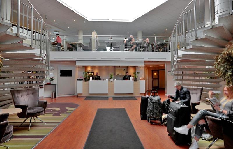 Lobby Good Morning Arlanda