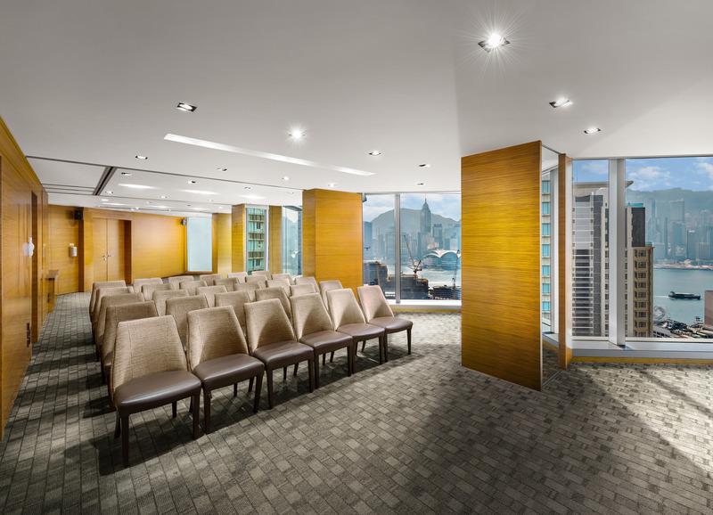 Conferences Panorama By Rhombus, Hong Kong