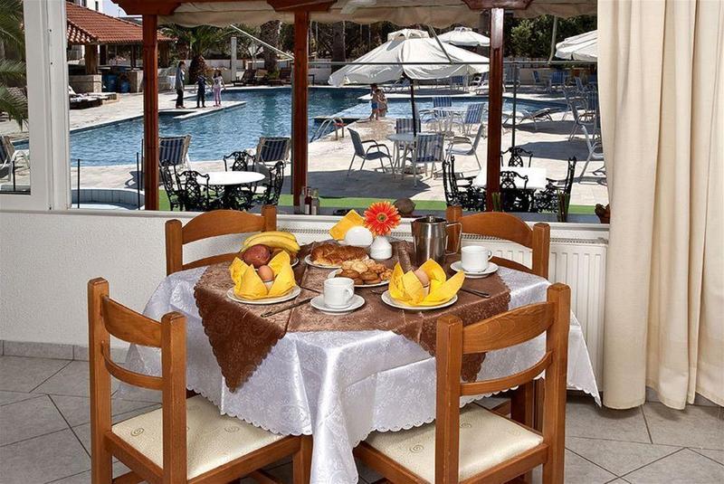 Restaurant Klonos Anna Htl