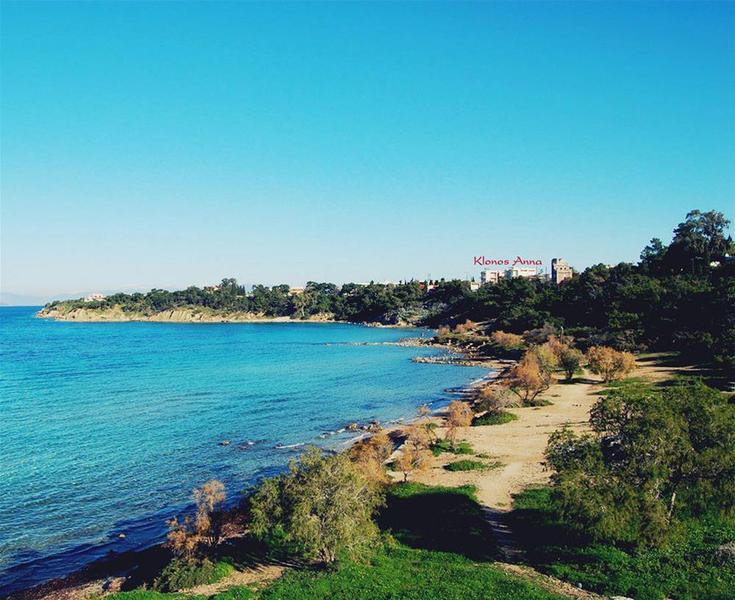 Beach Klonos Anna Htl