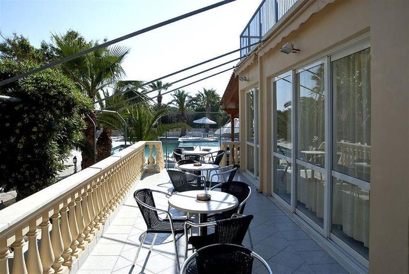 Terrace Klonos Anna Htl